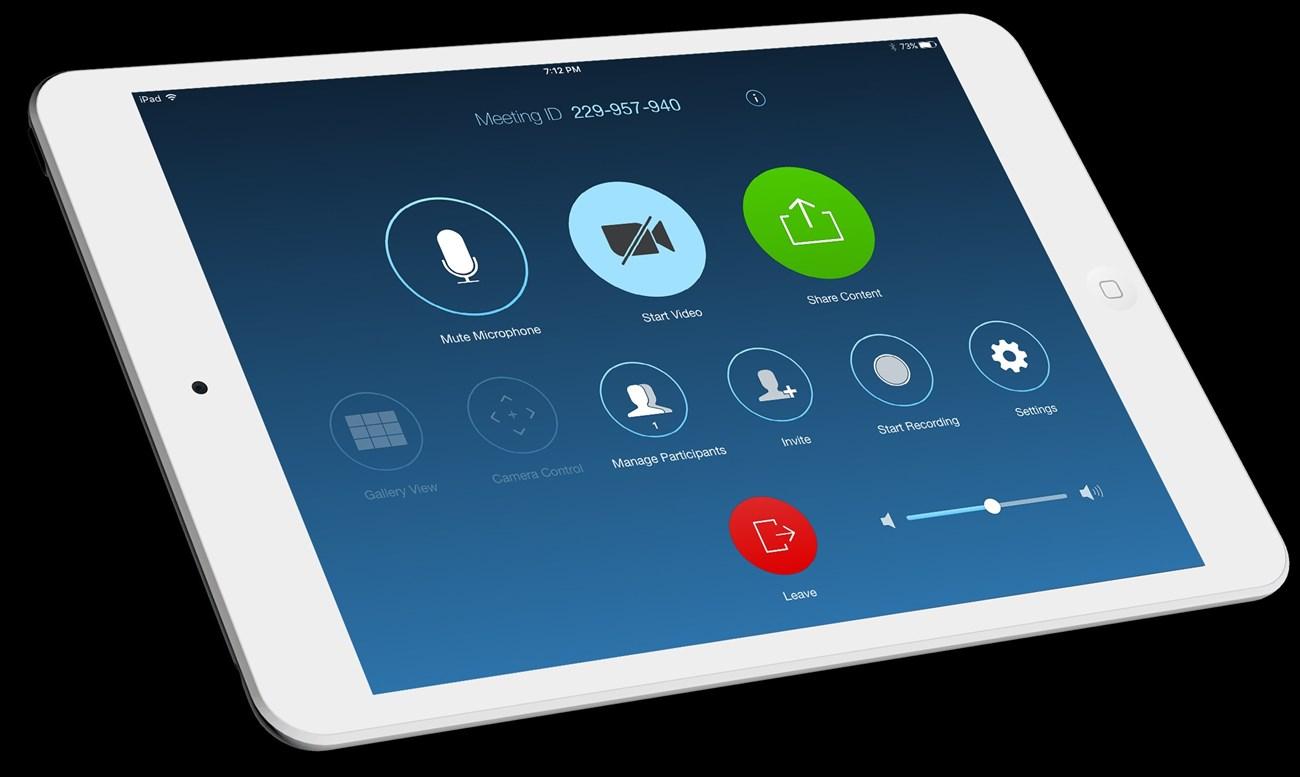 Phím tắt Zoom trên iPad