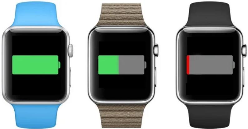 Apple Watch nhanh hết pin