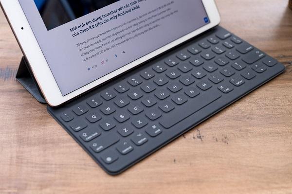 Hiển thị danh sách phím tắt của ứng dụng trên iPad